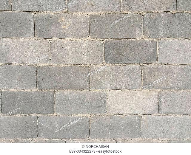 brick wall background texture gray