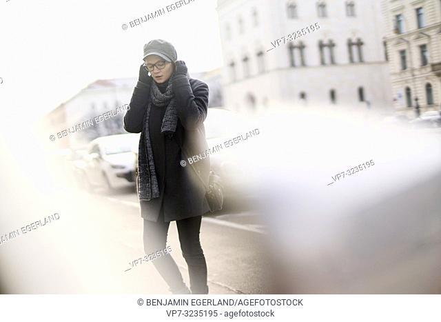 woman, Munich, Germany