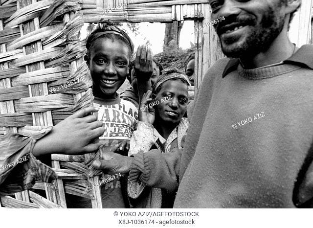 ethiopia, dorzè people