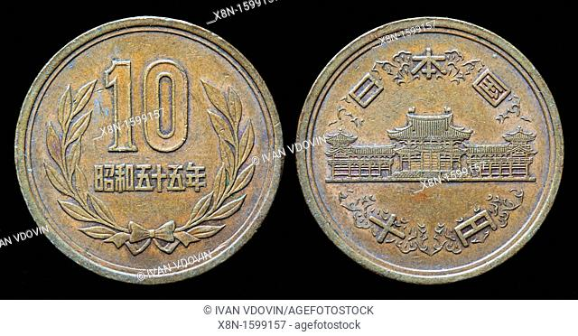 10 Yen coin, Japan
