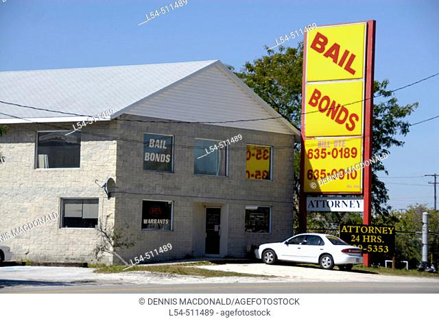 Bail Bonds establishments