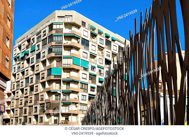 -Architecture- Buildings in Alicante Spain