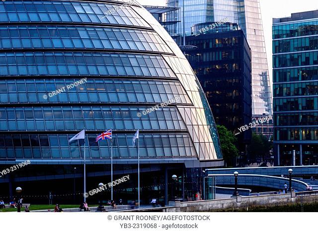 City Hall (London Assembly Building) London, England