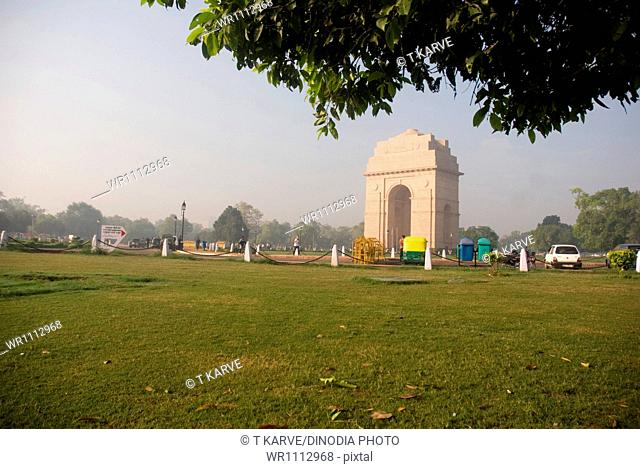 India Gate New Delhi India Asia