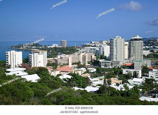 New Caledonia, Grande Terre Island, Noumea, Resort Area of Anse Vata