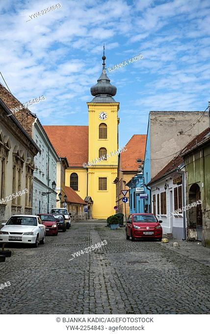Church of St Michael, Sv Mihovil, The Fort, Tvrdja, Osijek, Slavonia, Croatia