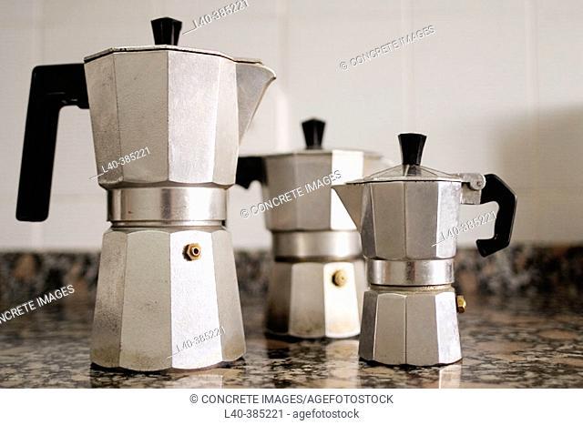 Italian coffee-pots