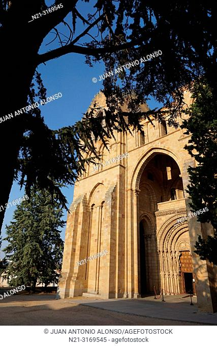 San Vicente Basilica. Avila, Community of Castilla-León, Spain, Europe