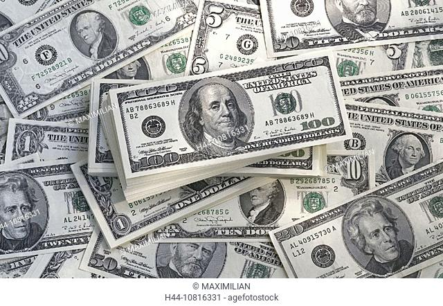 American, Amerika, Bank, Banking, Banknote, Banknotes, Bill, Bills, Cash, Commerce, Concept, Conceptual, Currencies, C