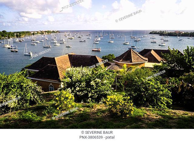 Prickly Bay, Grenada, West Indies