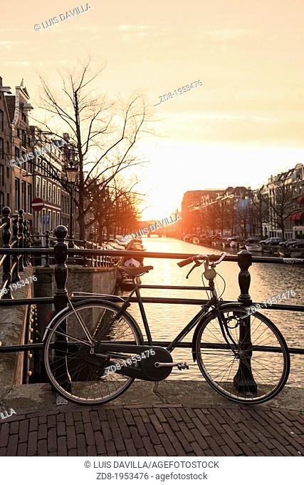old town. amsterdam
