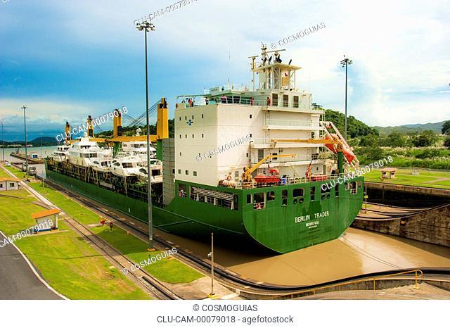 Canal of Panama, Panama