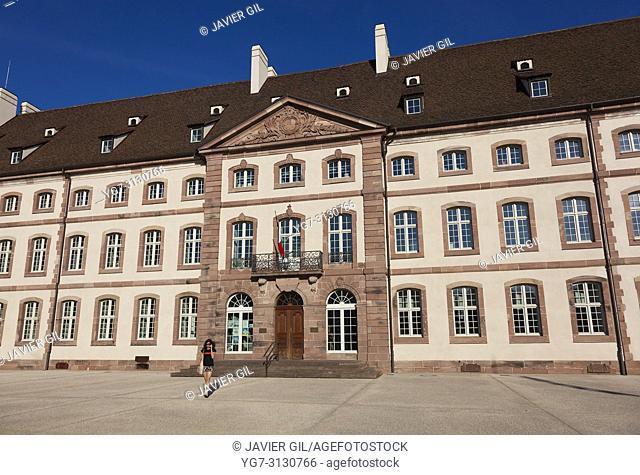Old hospital, Colmar, Haut-Rhin, Grand Est, France