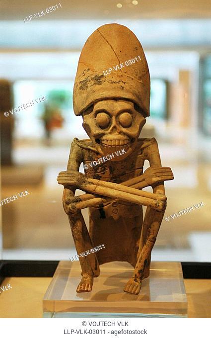 Ritual statuette, Mexico