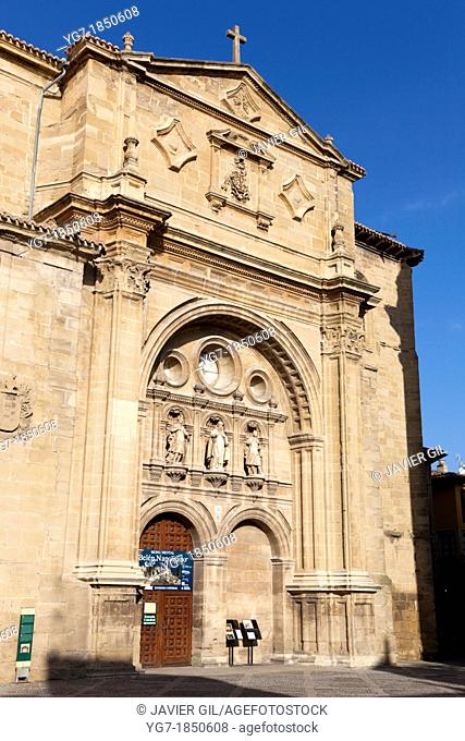 Church of Santo Domingo de la Calzada, La Rioja, Spain