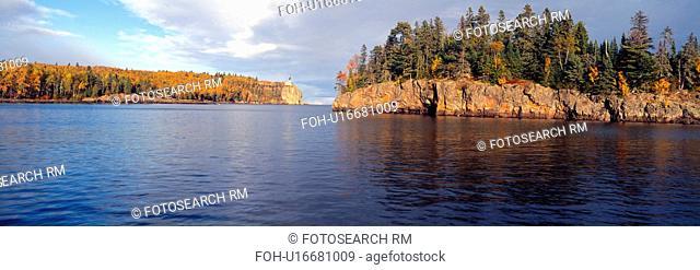 Split Rock Lighthouse from 1905, Lake Superior, Minnesota
