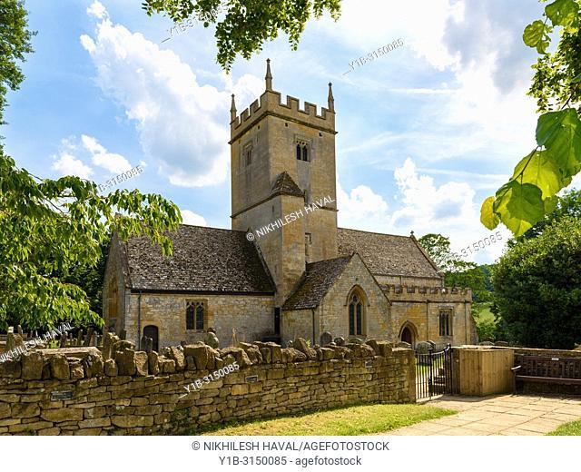 St. Eadburgha's Church, Broadway, Cotswolds, UK