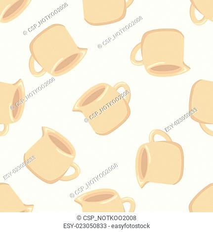 coffee kettle theme elements