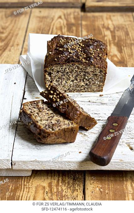 Protein and seed bread (low GL)
