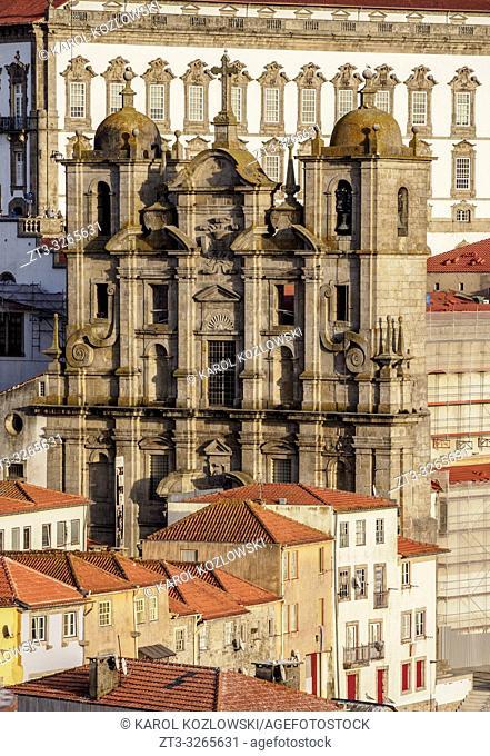Saint Lawrence Church, Porto, Portugal