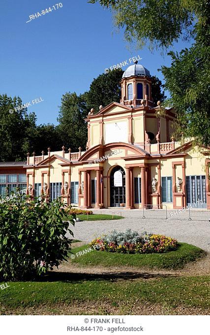Giardini Gardens, Modena, Emilia Romagna, Italy, Europe