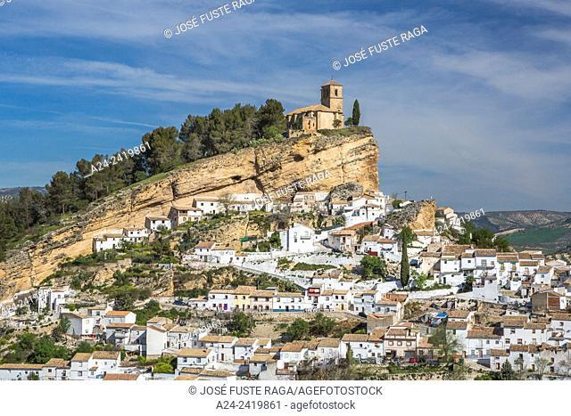 Spain , Andalucia Region, Granada Province, Montefrio City,