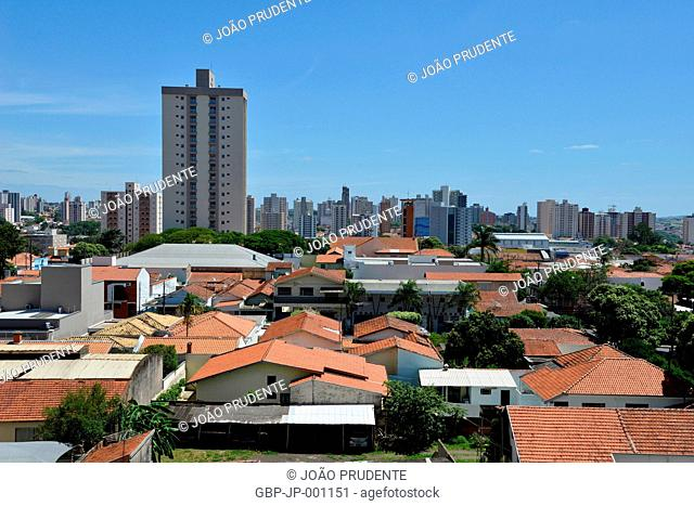 View from above, 2016, St. Dimas, Piracicaba, Sao Paulo, Brazil