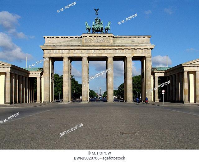 Brandenburg Gate, Germany, Berlin