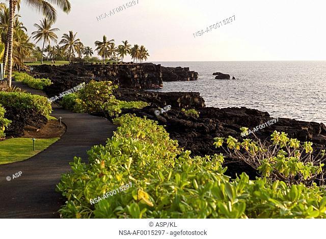 Island of Kona - Hawaii