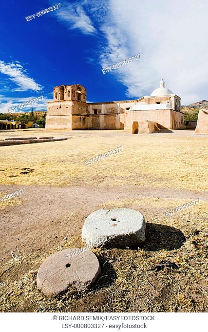 San Jose de Tumacacori Chruch, Arizona, USA