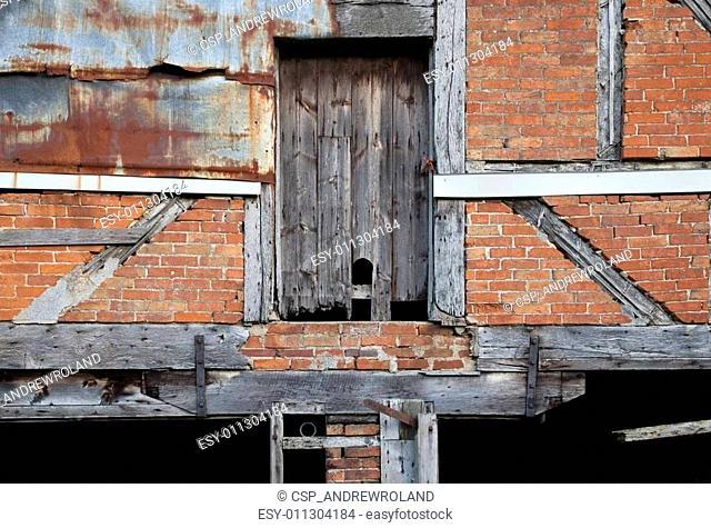Warwickshire barn detail