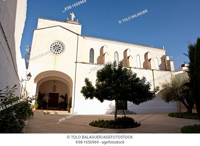 Convent of Santa Clara Menorca Spain Balearic islands