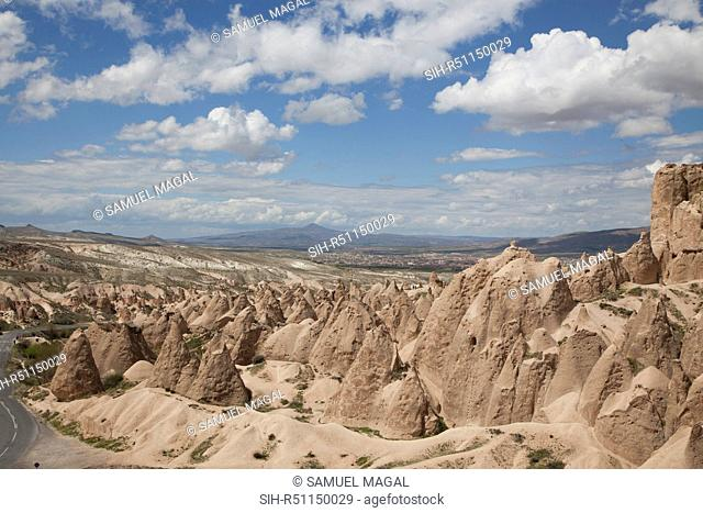 Devrent Valley reveals many different rock formations and is located near Goreme
