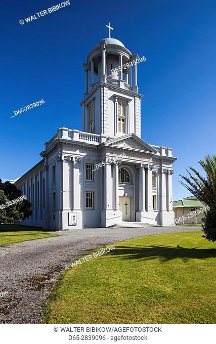 New Zealand, South Island, West Coast, Hokitika, St. Mary's Catholic Church