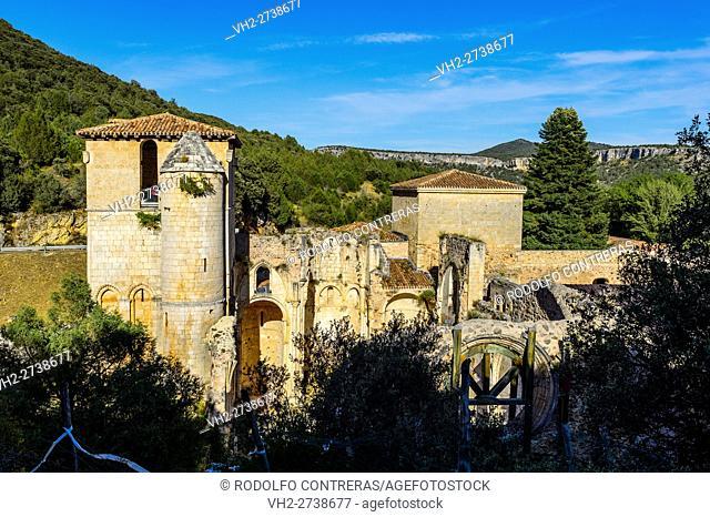 San Pedro de Arlanza monastery, Burgos