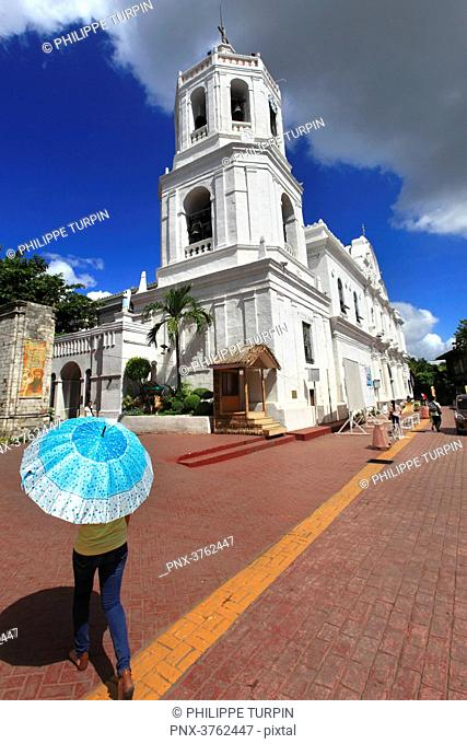 Philipinas, Cebu City. Cebu Island. The Metropolitan Cathedral of the Most Holy Name of Jesus and of St. Vitales