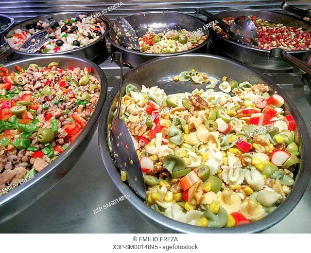 Salads to take away