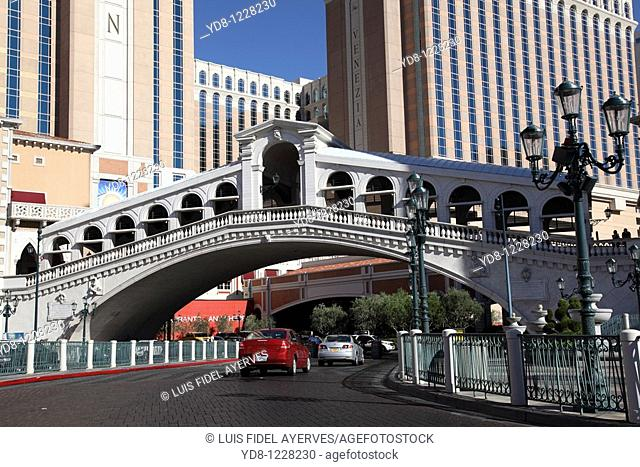 Venetian Hotel, Las Vegas, Nevada, USA