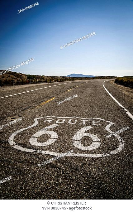 Historic Route 66, Arizona, USA