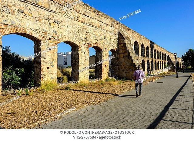 San Lazaro aqueduct, Mérida