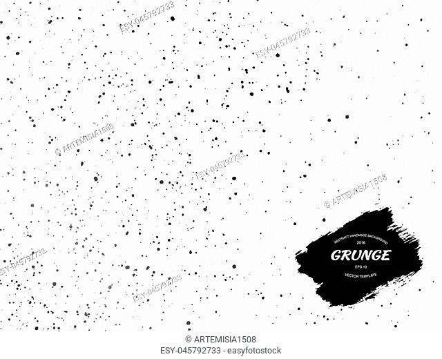 Distress Overlay Texture For Your Design. Vector illustration