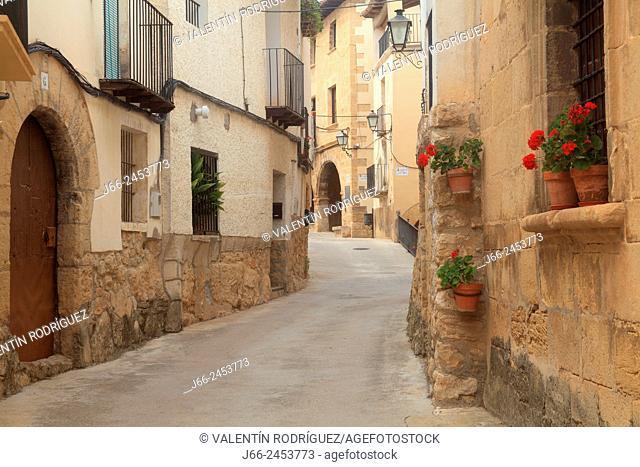 Belmonte de San José (aka Bellmunt de Mesquí), Teruel province, Aragon, Spain