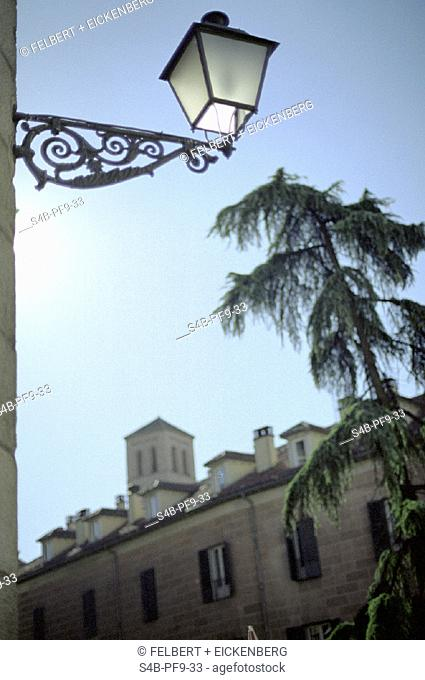 Strassenlaterne - Madrid - Spanien   Street Lamp - Madrid - Spain     fully-released