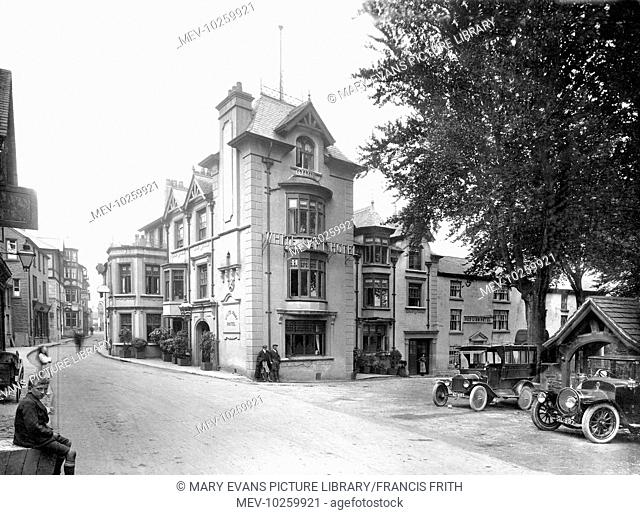 Sedbergh, Main Street 1923
