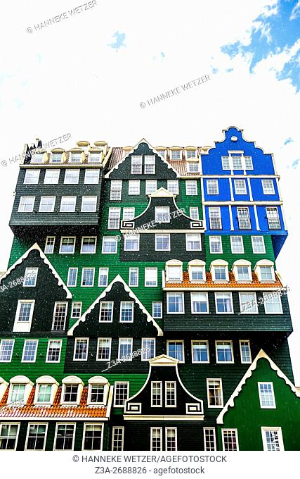 "Inntel Hotel Amsterdam Zaandam â. "" A Real Life Gingerbread House, the Netherlands"