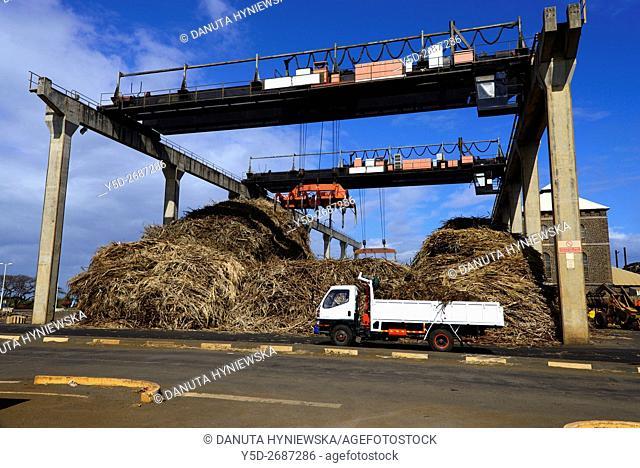 Medine Sugar Factory, Medine, Black River, Mauritius, Africa