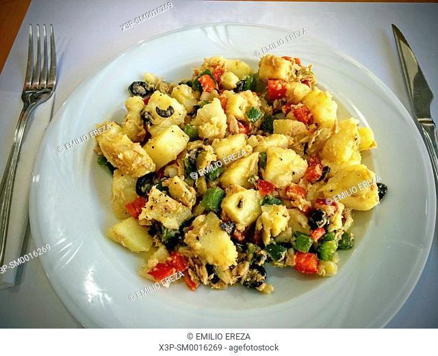 Potatoes salad