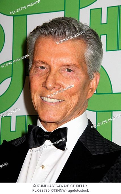 Michael Buffer 01/06/2019 The 76th Annual Golden Globe Awards HBO After Party held at the Circa 55 Restaurant at The Beverly Hilton in Beverly Hills