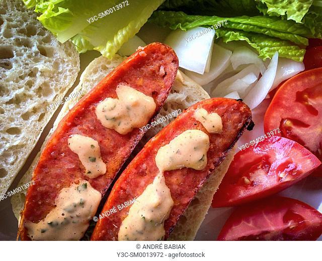 Argentinian Chorizo
