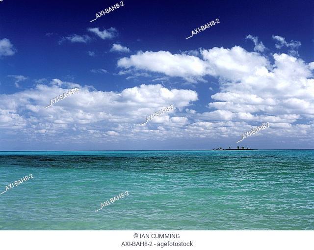 Peterson Cay National Park, Grand Bahama Island, Bahamas